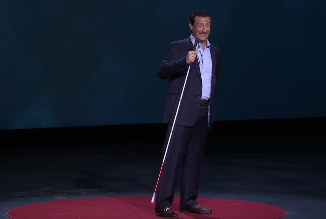 Isaac Lidsky, TEDSummit, 2016